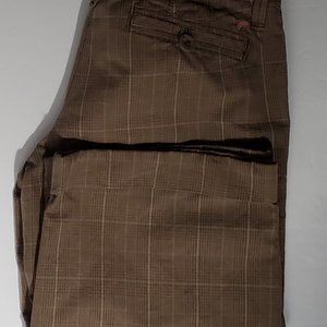 American Eagle Size 6 Brown Shorts